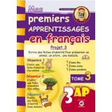 ZED EL MAARIFA Mes premiers apprentissages en français T.3