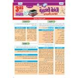 3AS / اللغة العربية - البلاغة والعروض - شعبة آداب